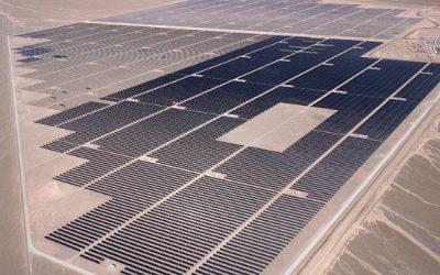 Las plantas solares más grandes de Chile