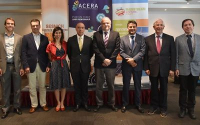 Empresas de Energías Renovables se reunieron con el secretario ejecutivo de la CNE