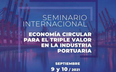 """""""Iquique Puerto Circular: Los desafíos de la industria portuaria hacia una propia hoja de ruta sustentable"""""""